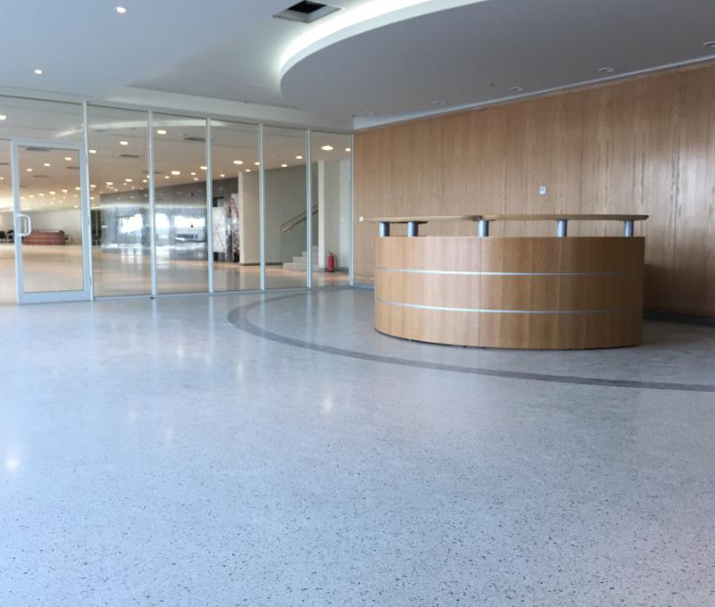 Terrazzo Flooring Nbtc Specialized Contracting